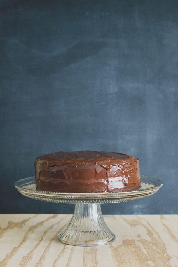 Red Devils Food Cake recipe (via laurahager.blogspot.com)
