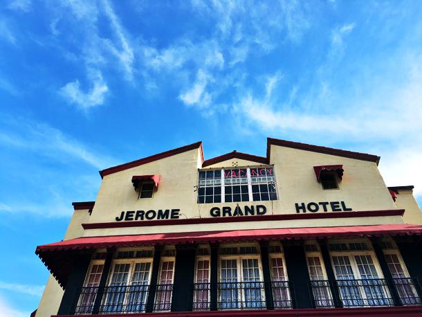 Jerome, AZ 2016 (www.laurelandfern.com)