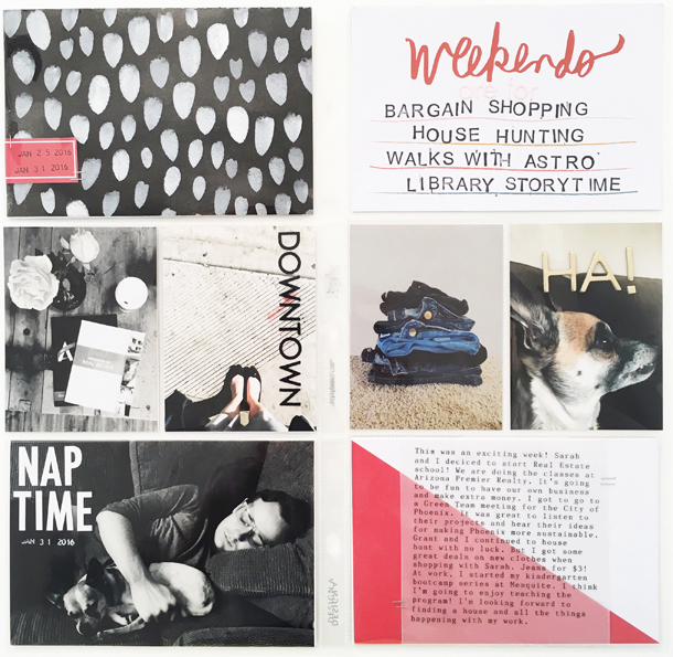 Scrapbook 2016: Week Five (laurelandfern.com)