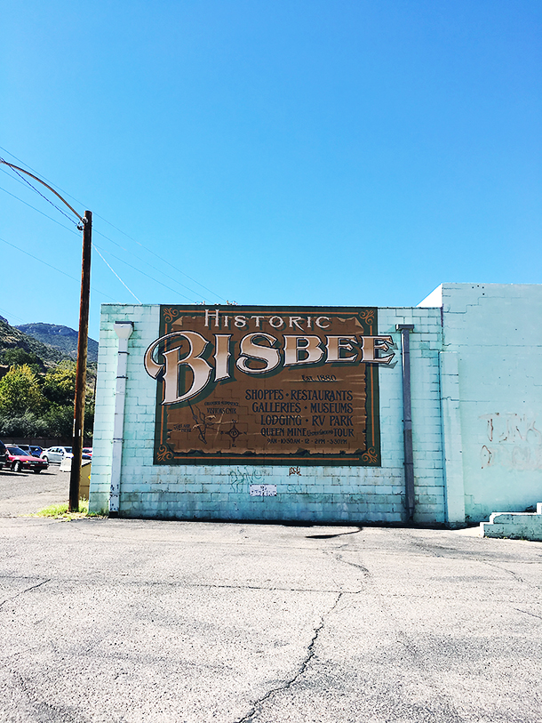 Father Daughter Trip to Bisbee (laurelandfern.com)